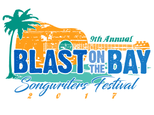 Blast on the Bay Songwriters Festival, 2017