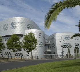 Le lycée hôtelier Georges-Frêche à Montpellier
