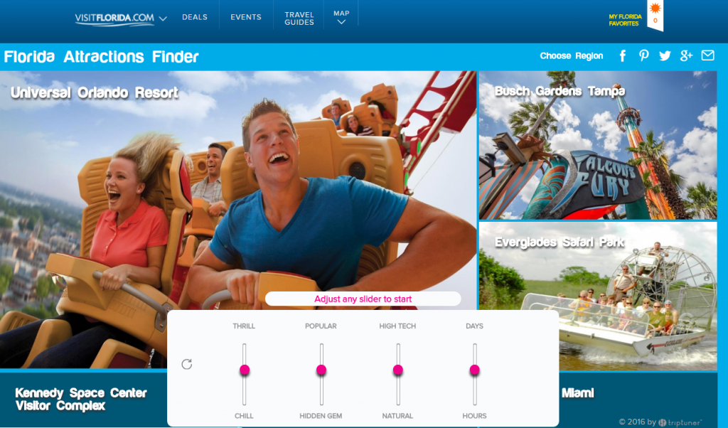 Visit Florida Attractions Finder