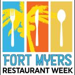 Fort Myers Restaurant Week logo