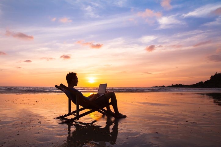 Image result for beach reading sunset