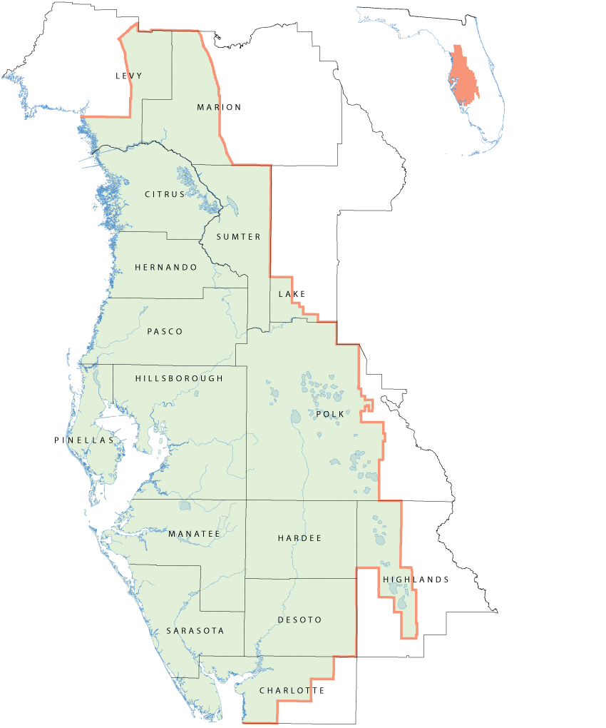 Southwest Florida Water Management District Wise Program